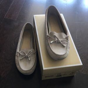 Michael Kors Daisy Suede Moccasin